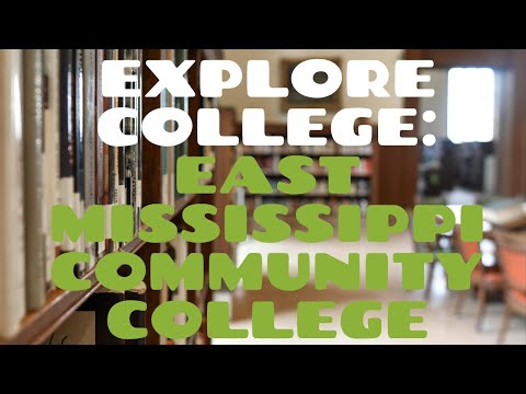 East Mississippi Community College 3D Video
