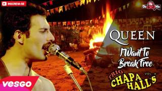 Queen - I Want to Break Free  [ VERSÃO TRIO CHAPA HALLS ]