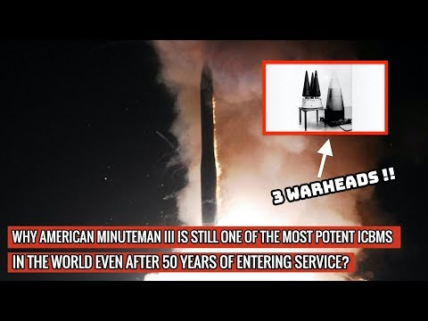 MINUTEMAN III SUCCESSFULLY TESTED BY US AIR FORCE GLOBAL STRIKE COMMAND!