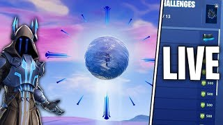 ICE STORM EVENT LIVE WATCH! (Fortnite Sphere Event)   Fortnite Battle Royale