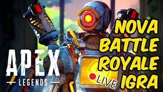 APEX LEGENDS | Nova igra u svijetu Battle Royala