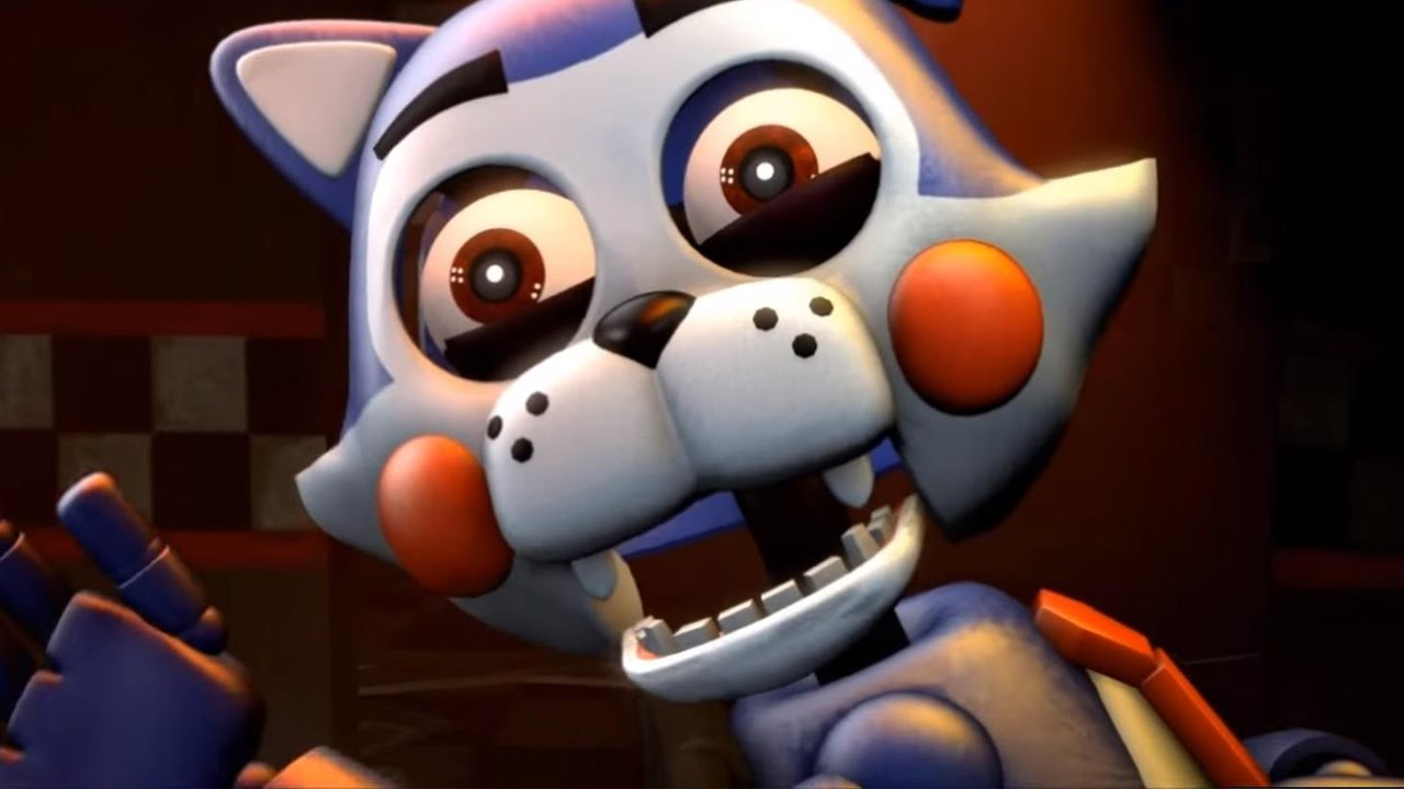 Five Nights at Candy's Cute Animation: 200,000 [SFM FNAC] | FunnyCat ...