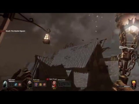 Warhammer-End Times Vermintide Gameplay 3 |