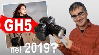 Recensione GH5 2019: ancora la migliore Videocamera per fare Video su YouTube?