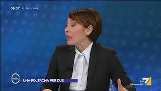 Nuovo governo, Simoni (LeU): 'Improbabile che Salvini faccia il secondo di Luigi Di Maio'
