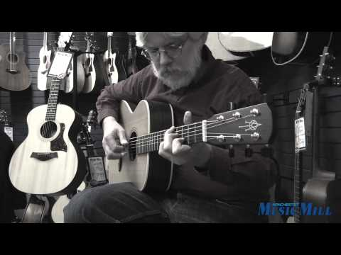 Alvarez FYM75 Acoustic Guitar DEMO - Manchester Music Mill