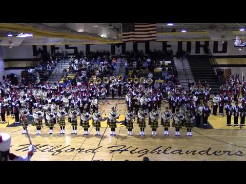 2013 Tattoo 'Highland Cathedral' West Milford and Clifton