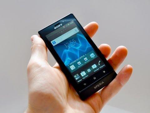 Test du Sony Xperia Sola - par Test-Mobile.fr