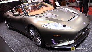 Spyker C8 Preliator 2017 Videos