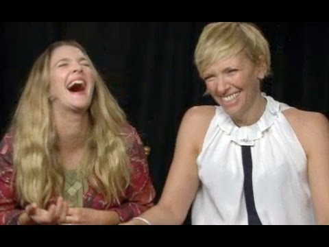 Drew Barrymore And Toni Collette Interview - Miss You Already
