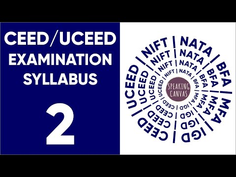 ceed-2021-&-uceed-2021-syllabus-explained-|-how-to-clear-ceed-&-uceed-exam-|-part-2
