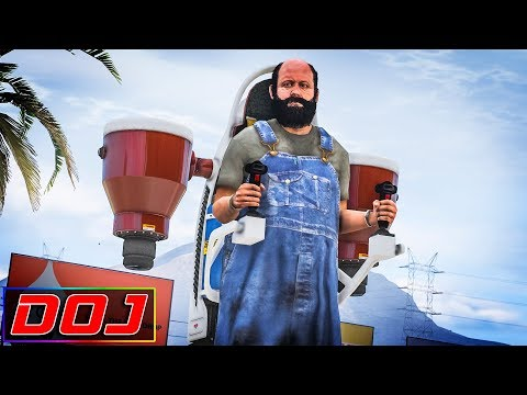 GTA 5 Roleplay - DOJ #100 - Flying Getaway