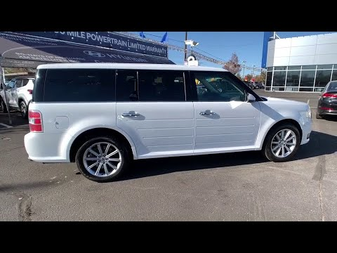 2019 Ford Flex Reno, Carson City, Northern Nevada, Sacramento, Roseville, NV KBA05990A