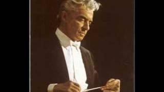 Johann Sebastian Bach - Suite nº 3, BWV 1068 (Karajan)
