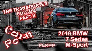 BMW 7er 7 Series G11 - The Transporter Edition Part II - Car Porn - FLXPP 2016