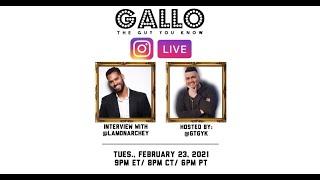 GalloTheGuyYouKnow: LAMON ARCHEY Interview (Season 9)