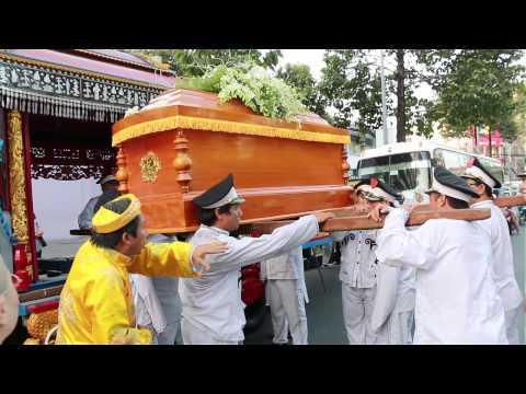 Đám tang Bà Quý Nguyễn Thái Học Q1