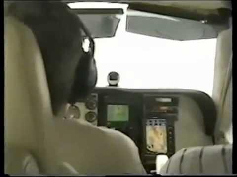 VFR into IMC video - repost
