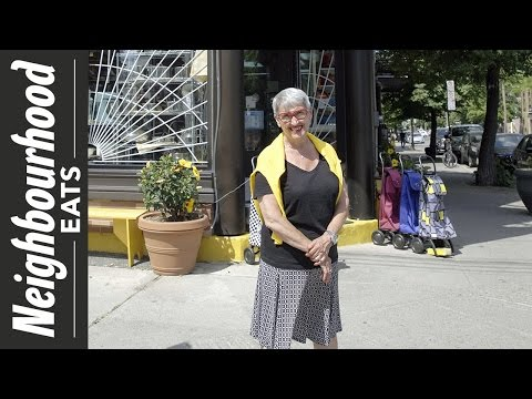 Neighbourhood Eats: Elena Faita visits Montreal's Little Italy