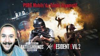 PUBG MOBILE x Resident Evil 2: Zombi Kıyameti! #50.Gün