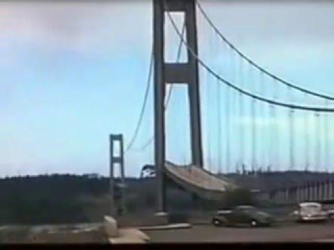 Падение Такомского моста (1940-й год)