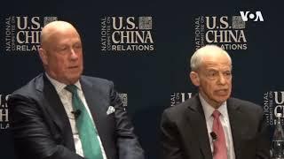 美国的对华政策充满扭曲和夸张?