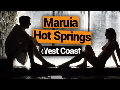 Maruia Hot Springs on the West Coast - New Zealand's Biggest Gap Year – Backpacker Guide New Zealand