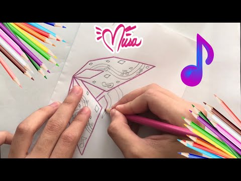 Winx Club Coloring Pages With Images Bloom Tynix 3d - Winx Club ... | 360x480