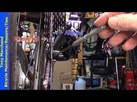 Bent Bicycle Derailleur Hanger: A Brief Overview Of Signs Symptoms And Repair