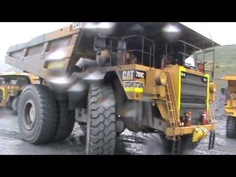 Haul Truck Oceana Gold - Live Inspired Journey