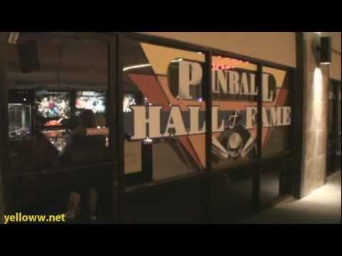 Pinball Hall of Fame Museum in Las Vegas