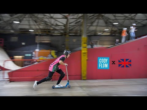Cody Flom | UK Edit