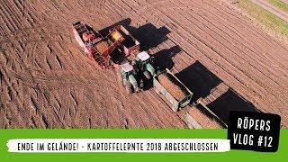 ENDE im Gelände! - Kartoffelernte 2018 abgeschlossen