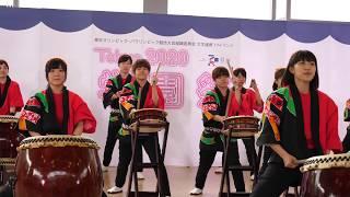 [4K 60p] 東京家政大学 太鼓サークル暁- 飛燕