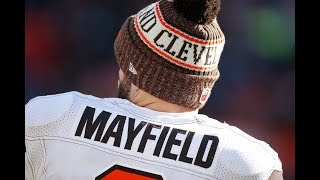How Baker Mayfield cooked the Carolina Panthers defense in Week 14 | Baldy's Breakdowns