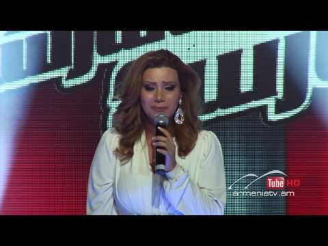 Anahit Shahbazyan,Halo by Beyonce - The Voice Of Armenia - Blind Auditions - Season 2