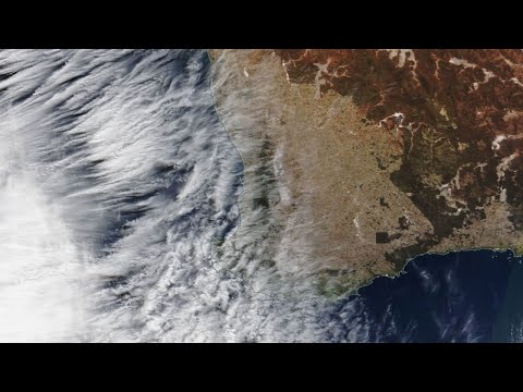 Six Days Of Wild Weather Forecast To Ravage WA