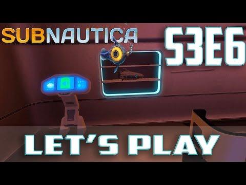 Subnautica Let's Play(PC Gameplay)-S3-Ep.6-Captain's Quarters Door Code