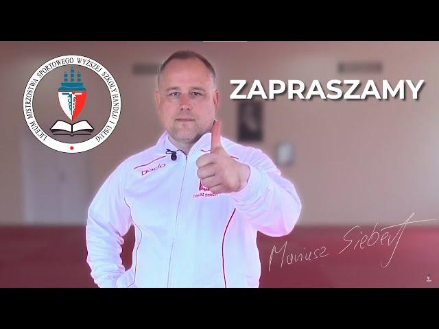 Mariusz Siebert o Liceum Mistrzostwa Sportowego WSHiU
