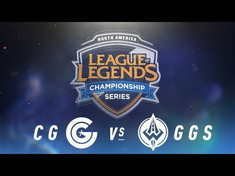 CG vs. GGS - Week 1 Day 1 | NA LCS Spring Split | Clutch Gaming vs. Golden Guardians (2018)