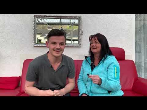 Leben mit Tourette | Video mit Jans Mutter!