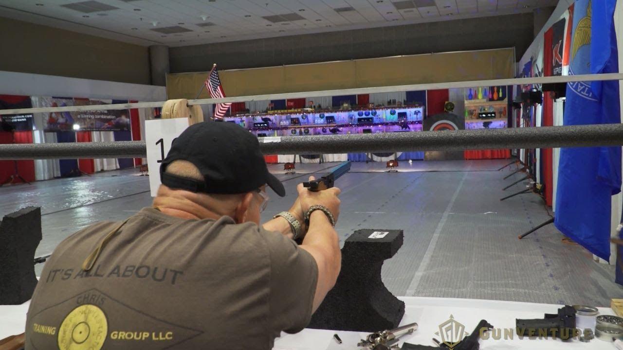 Pyramyd Air Gun Range Mark Wills Cam Co Gunventures2 E5 P2