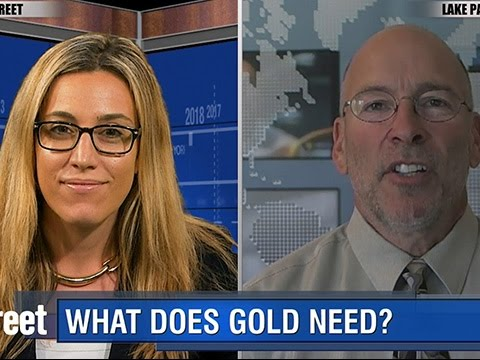 Gold Needs 'More Work' To Stay at $1,300 Level; Backs Down From 15-Month High