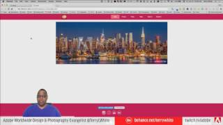 How To Build Websites with Adobe Muse CC - Pt 2 - Adding Images & Text
