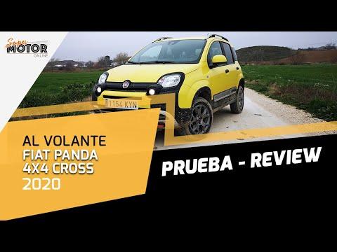 Al volante del Fiat Panda Cross 4×4 2020 / Prueba / SuperMotor.Online / T5 - E09