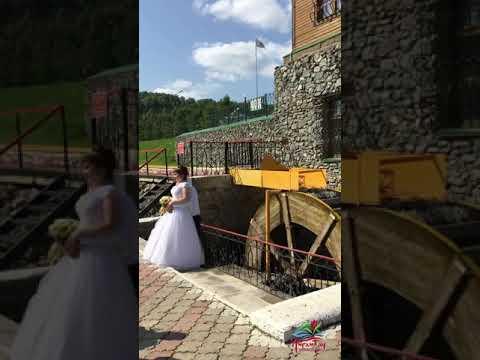 Свадьба в гостях у визит-центра
