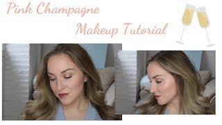 Pink Champagne Makeup Tutorial | Daytime Makeup
