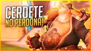 OVERWATCH: EL CERDETE SIEMPRE CUMPLE!! PLAY OF THE GAME INCLUIDA | Makina