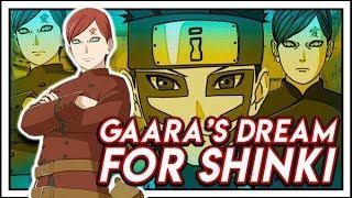 Gaara's Dream For His Son Shinki!