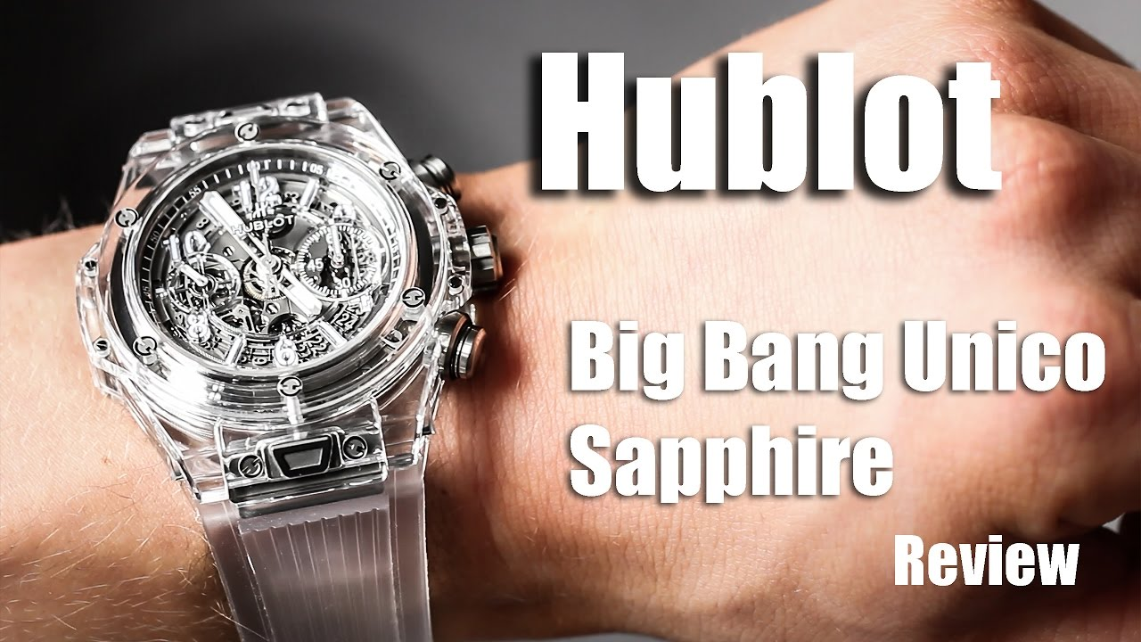 the best attitude 3b913 3992e Hublot Big Bang Unico Sapphire Review